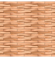 Oak Parquet Wooden Seamless Pattern Background vector image