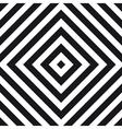 square chevron background vector image