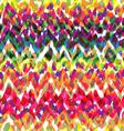 Really cool ikat animal seamless texture vector image