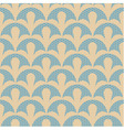 Seamless beige lace pattern vector image