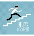 Success Business or education concept vector image
