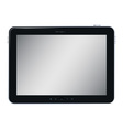 android tablet vector image