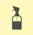 Water Spray Icon vector image