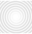 grey circle spiral striped abstract tunnel eps 10 vector image
