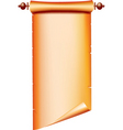 scroll background vector image