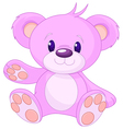 Toy Bear vector image vector image