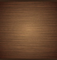 modern brown wooden background vector image vector image
