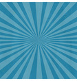 Retro Burst Background vector image