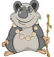 Bear Panda vector image vector image