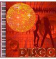disco club vector image