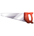 A saw vector image