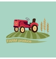 Farm logo and emblem vector image