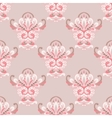 damask luxury royal classic pattern vector image