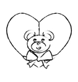 baby shower icon image vector image