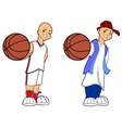 Basketball Boy vector image vector image