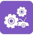 Car Settings vector image
