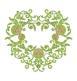 Ornament in color 72 vector image
