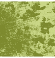 Green Gunge Background vector image vector image