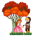 Fairytale vector image