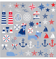 nautical clipart vector image