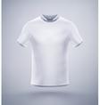 Mens T-Shirt vector image