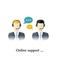 Online Support vector image
