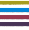 Web banner torn paper pieces vector image