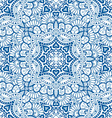 Floral Kaleidoscope Background vector image