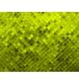 green glitter background vector image