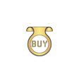 Buy computer symbol vector image