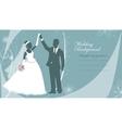 Wedding background EPS10 vector image vector image