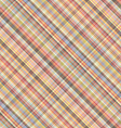 Colored diagonal squared seamless pattern vector