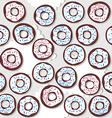 donutswithsprinklessp vector image vector image