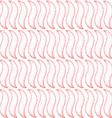 Brushstroke Hand Drawn Pattern vector image