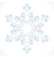 Rosette ornament vector image vector image
