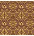 Royal eastern pattern vector image
