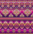 silk seamless ornament vector image
