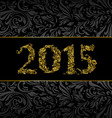 2015 banner vector image vector image