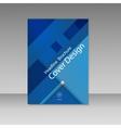 Abstract graphics beautiful brochures vector image