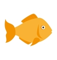 fish marine animal vector image