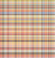Colored squared seamless pattern vector