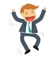Success people cartoon design vector image