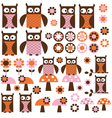 owl clipart vector image