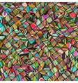 Small tiles texture in different color EPS 10 vector image vector image