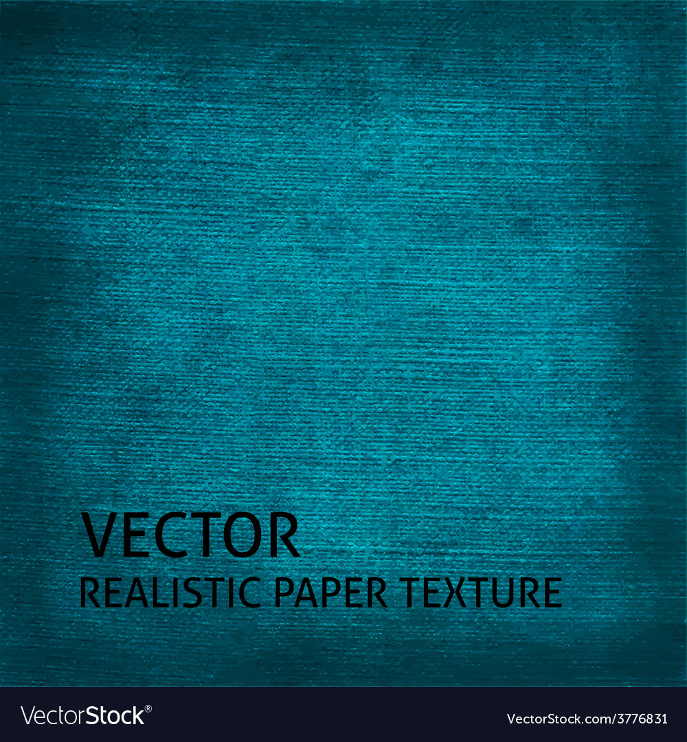 Blue paper texture background vector