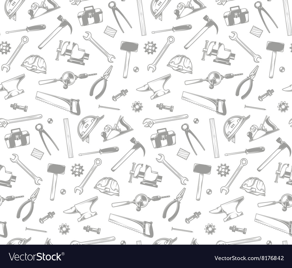 Tools pattern vector