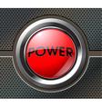 power button vector image