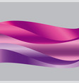 abstract gradient wave background vector image