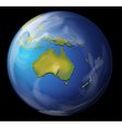 The Earth vector image