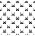 mosque pattern vector image